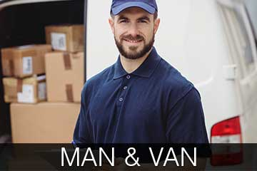 AA Removals East London MAN & VAN service
